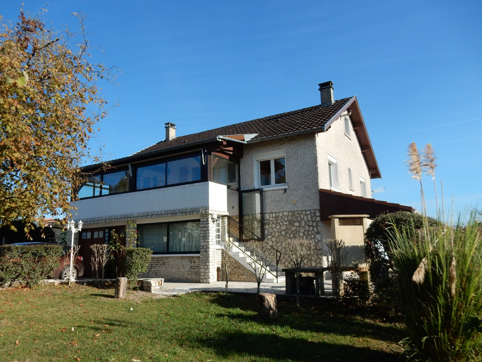 annonce vente maison marsac sur l 39 isle 24430 115 m 173 500 992738901787. Black Bedroom Furniture Sets. Home Design Ideas