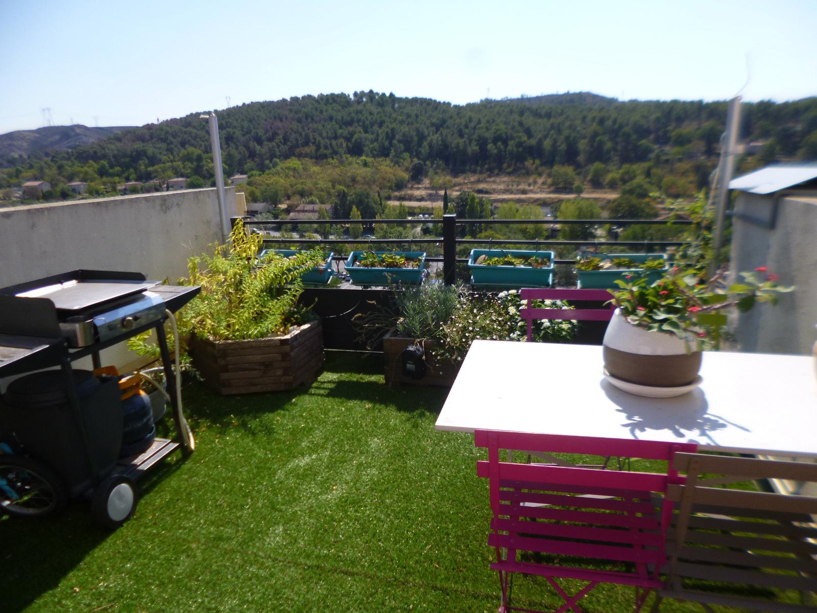 Vente maison t3 atypique terrasse for Terrasse atypique