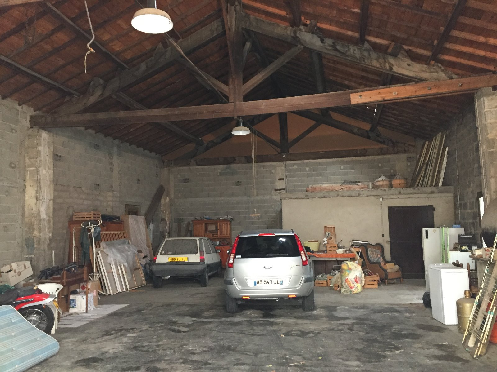 Vente hangar centre village - Garage a louer bordeaux ...
