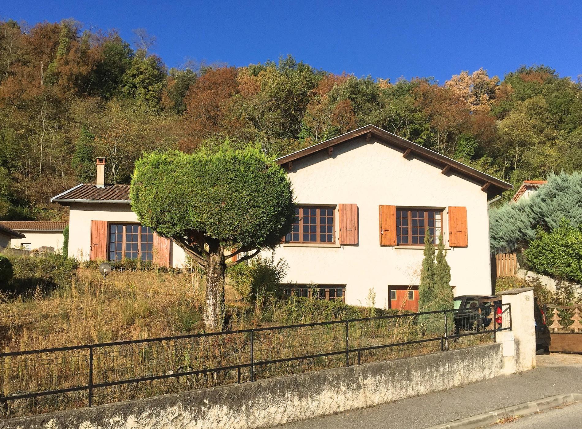 Annonce vente maison saint jean de muzols 07300 128 m for Maison saint jean lille