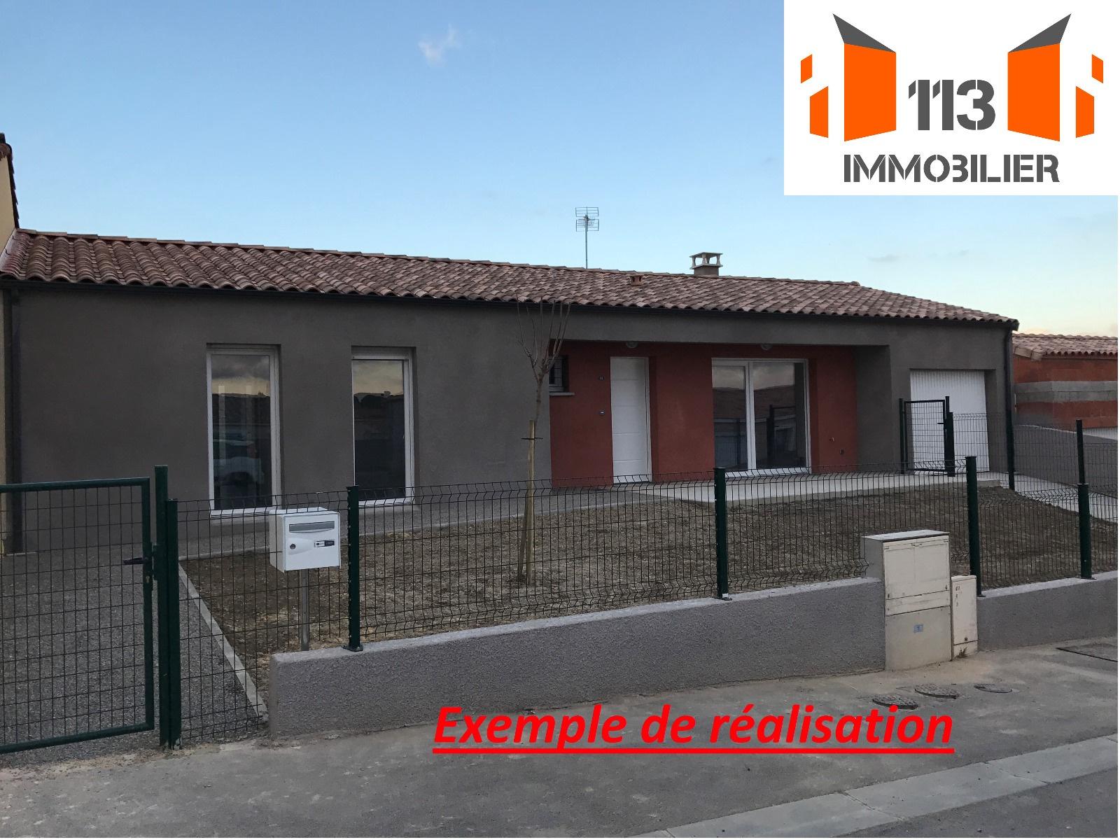 Annonce vente maison villepinte 11150 72 m 145 000 for Vente maison vefa