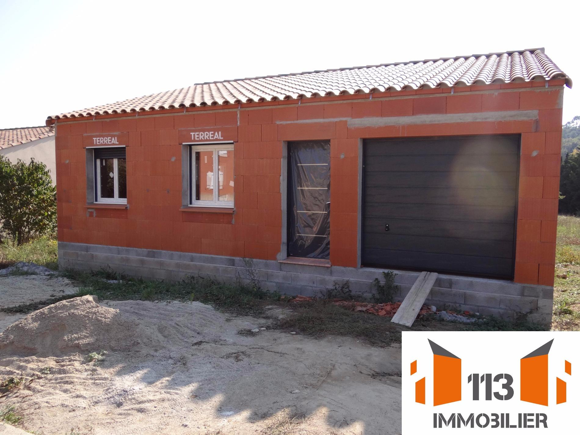 Annonce vente maison villepinte 11150 100 m 88 000 for Expert reception maison neuve
