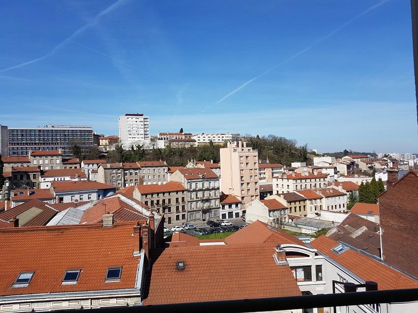 Annonce vente appartement saint tienne 42000 95 m for Location appartement atypique saint etienne