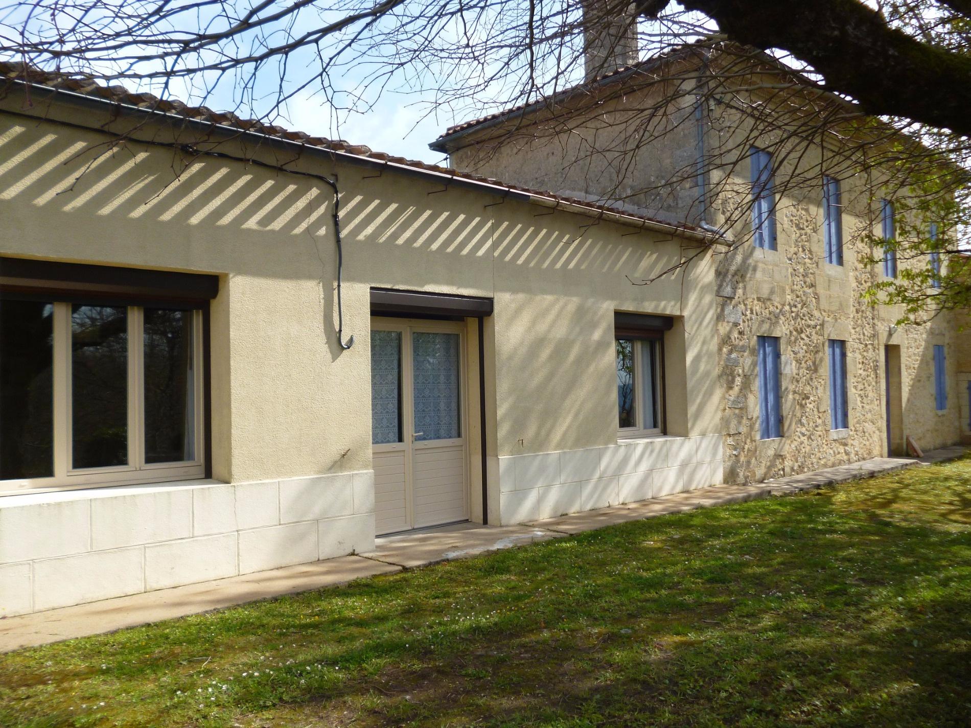 Annonce vente maison saint michel de montaigne 24230 for Annonce vente de maison