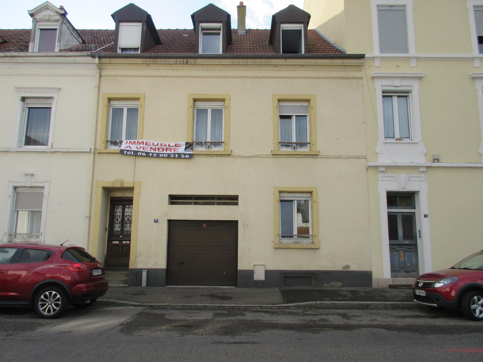 Vente bureau commerce mulhouse 68100 sur le partenaire for Chambre de commerce mulhouse