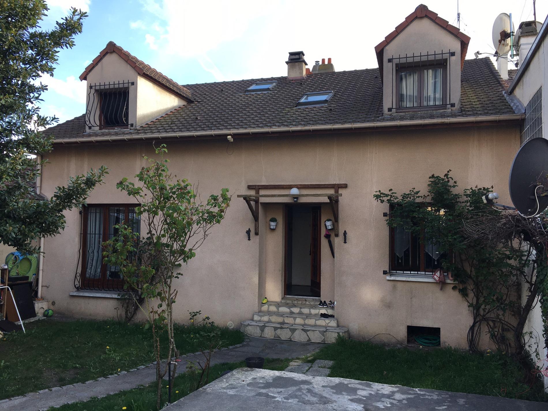 Annonce vente maison pierrefitte sur seine 93380 80 m - Vente d une maison ...