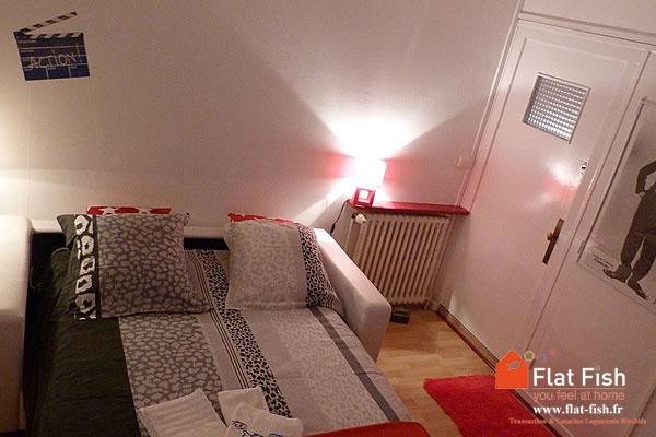 Location Appartement Appartement meublé 2 pièces 40 m2 - 69008 Lyon Monplaisir Lyon 8