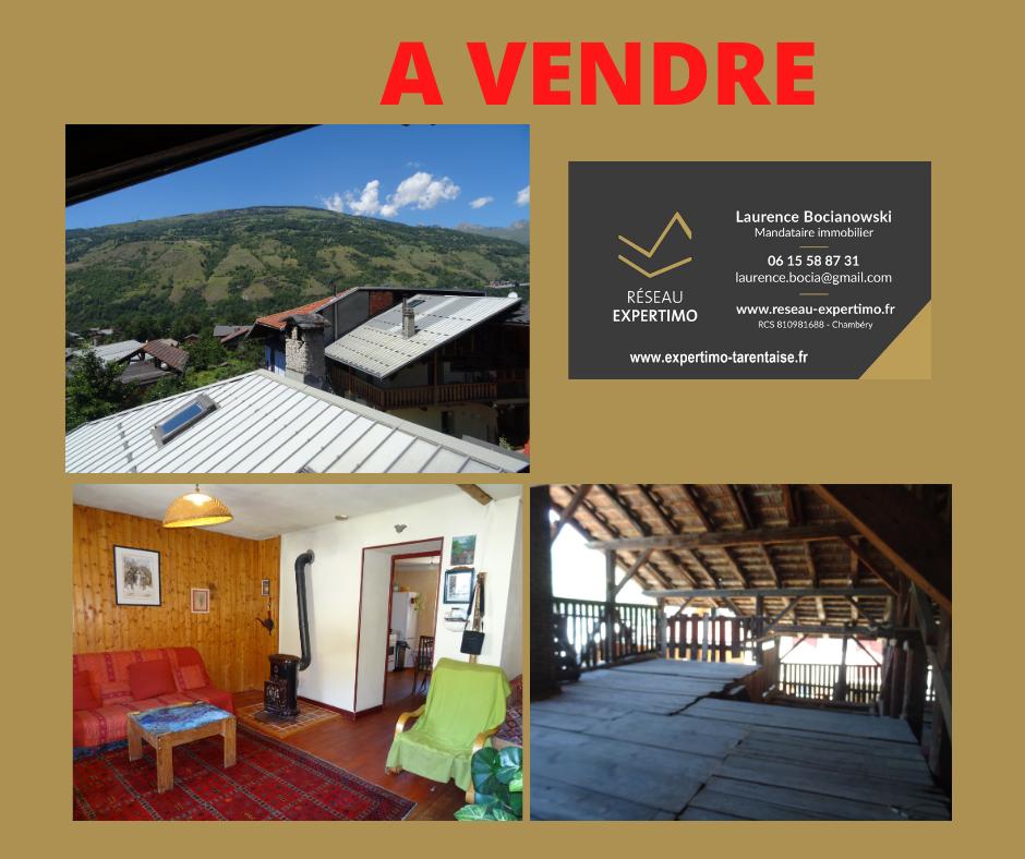 MAISON DE VILLAGE 285000 Landry (73210)